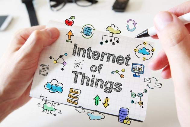 Объём рынка интернета вещей достигнет $1,2трлн к2022году