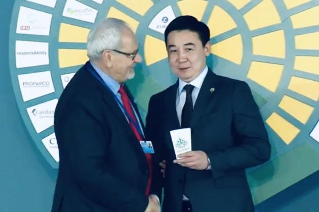 Холдинг «Байтерек» стал участником глобальной инициативы Группы Всемирного банка