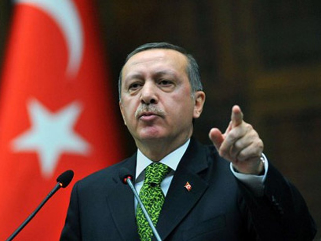 ВГермании прошли акции курдов против политики Эрдогана