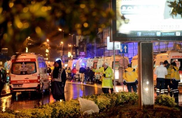 ИГвзяло ответственность затеракт вСтамбуле