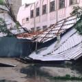 8 человек госпитализированы после урагана в Семее