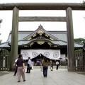 В одном из храмов Токио произошел взрыв