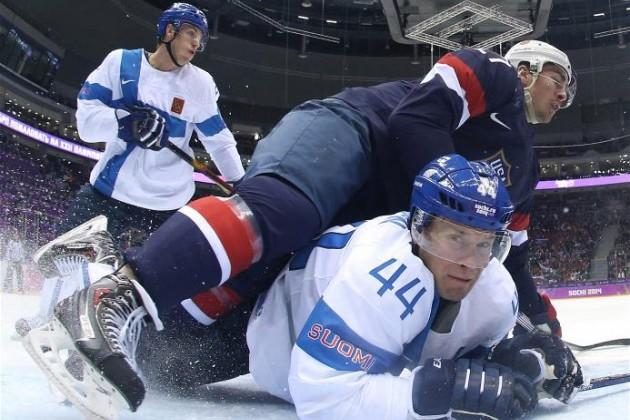 Идет последний день Олимпийских Игр в Сочи