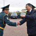 Парк ДЧС Южно-Казахстанской области пополнился 35пожарными машинами