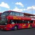 В Астане появились новые двухэтажные автобусы