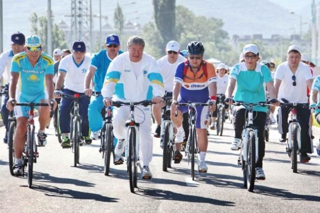 Из-за велопробега закроют ряд улиц