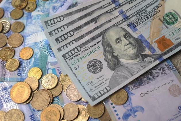 Доллар укрепился до316тенге