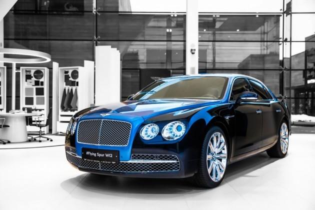 Brexit ударит поприбыли иинвестициям Bentley