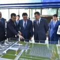 ВШымкенте будут развивать международный пассажирский хаб