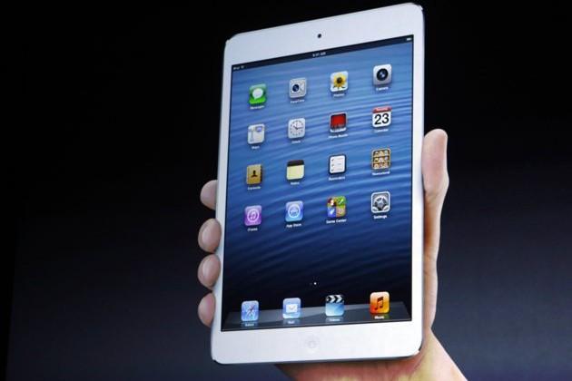 Выход обновленных iPad mini может задержаться