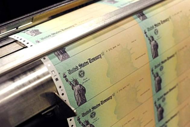 Мировые центробанки продали облигации США на $48 млрд