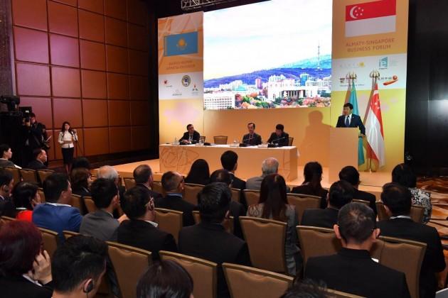 Бауыржан Байбек назвал основные преимущества Алматы