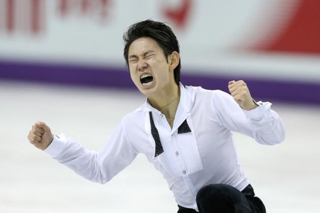 Денис Тен стал обладателем бронзовой медали Олимпийских игр