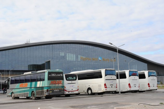 ВАстане открыли новый автовокзал