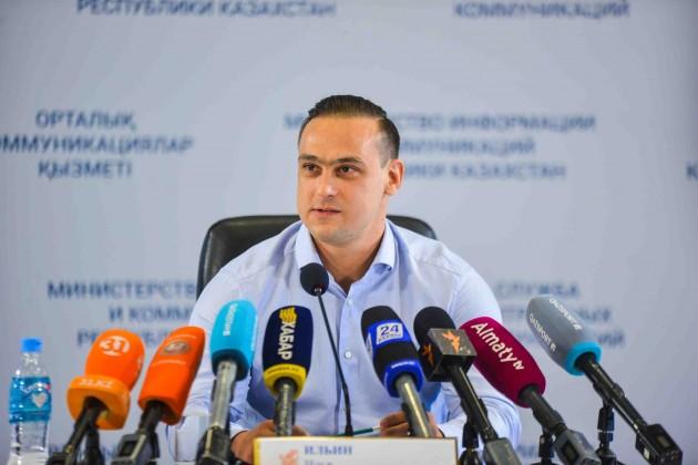 Илья Ильин возвращается вбольшой спорт