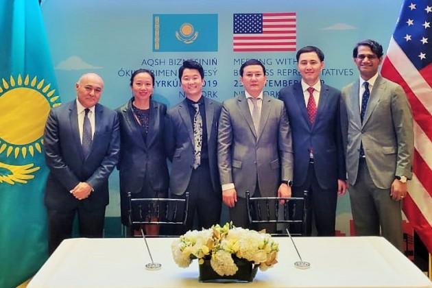 QazTech Ventures намерен создать фонд с американскими партнерами