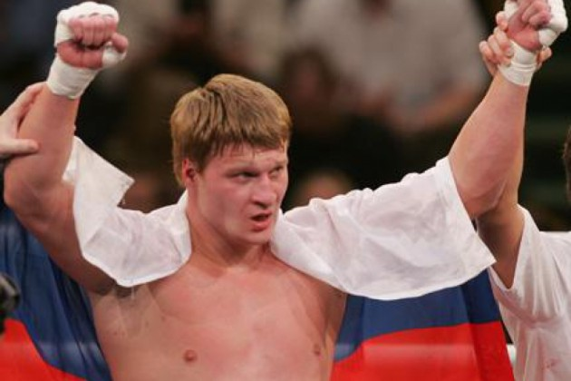 Поветкин защитил титул чемпиона мира WBA