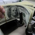 В декабре доля срочных долларовых депозитов достигла 70%