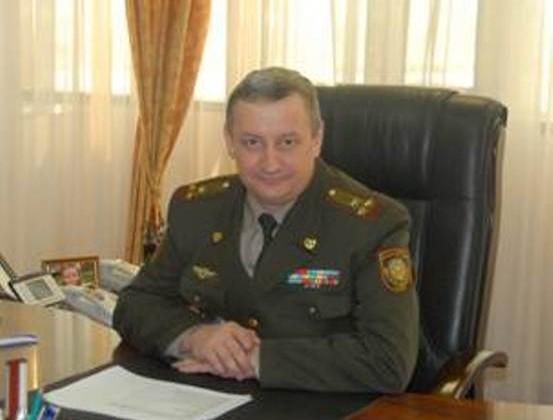 Владимир Божко представил нового председателя Комитета по ЧС