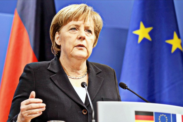 Ангела Меркель признала ошибкиЕС