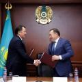 Очем договорились акимы Атырауской иМангистауской областей