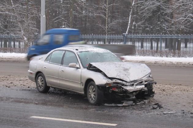 Названы самые «аварийные» автомобили 2012 года