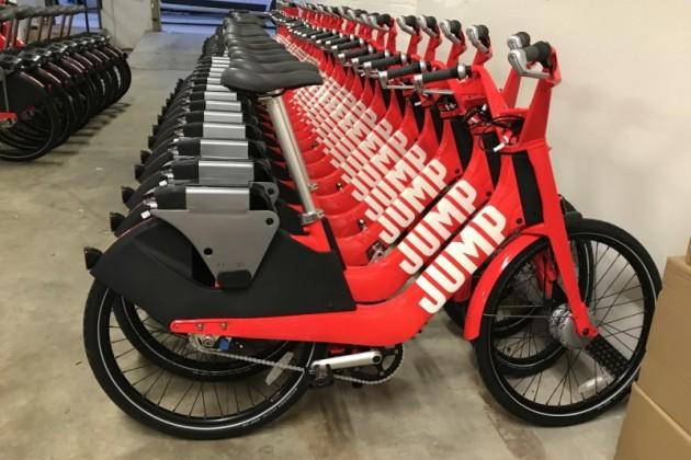 Uber купил сервис аренды электрических велосипедов