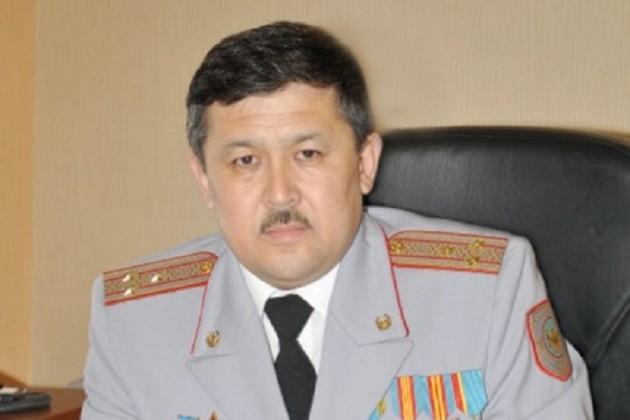 Начальником ДВД Мангистауской области стал Кайрат Дальбеков