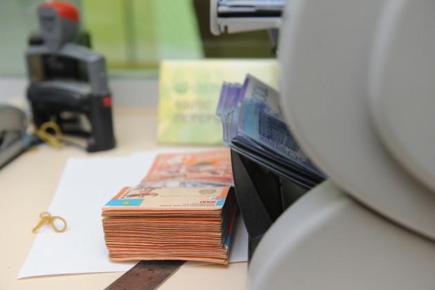 Участились случаи подделки банкноты 5000 тенге