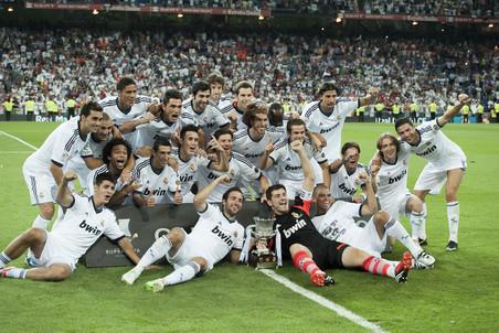 Мадридский «Реал» заработал за год 65 млн евро призовых
