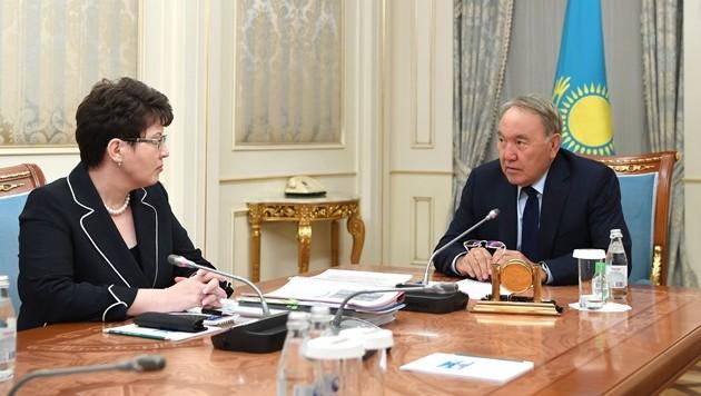 Президент заслушал отчет главы Счетного комитета