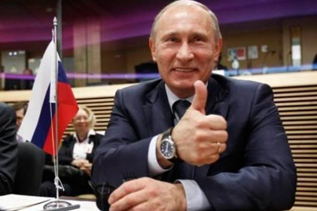 Путин обыграл ЕС и США на фондовом рынке