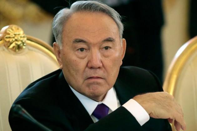 Назарбаев отправился с рабочим визитом в Павлодарскую область
