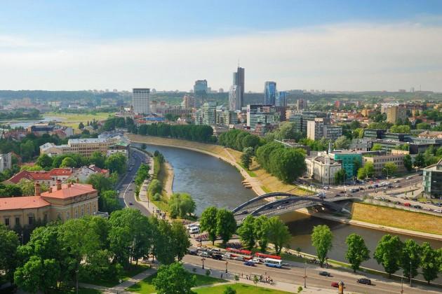 ВВильнюсе введен туристический сбор