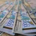 Курс держится уотметки 347тенге задоллар