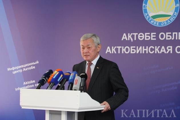 Бердыбек Сапарбаев: Мы должны подготовиться к возможным ЧС