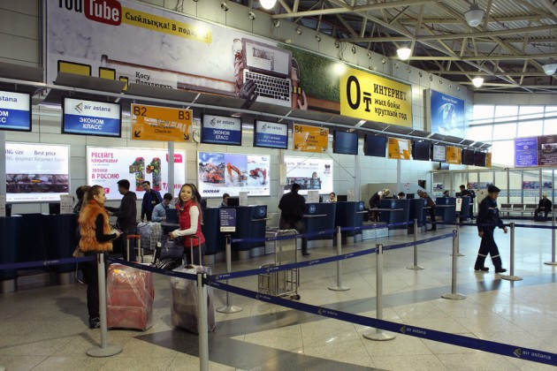 Эйр Астана увеличила количество рейсов