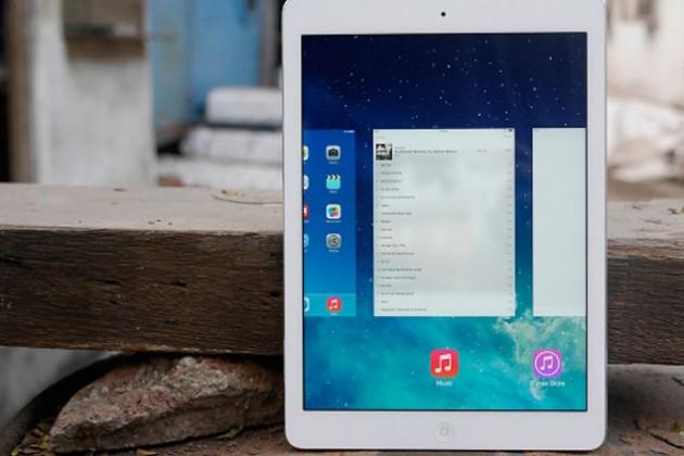 Apple представила самый тонкий планшет