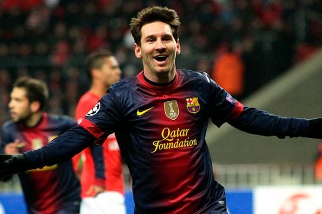 «Манчестер Сити» готов заплатить за Месси 200 млн евро