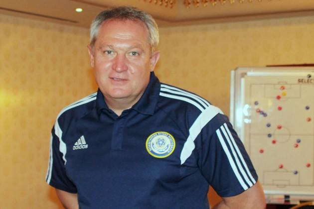 ФФК полностью доверяет Юрию Красножану