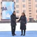 КоДню Независимости 480семей Толебийского района ЮКО получили жилье