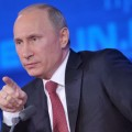 Расплатой за целостность России назвал Путин ситуацию с рублем