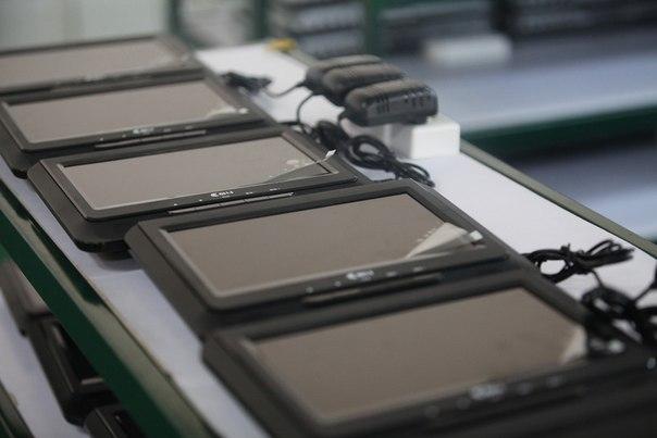 Производители компьютеров переключились на планшеты