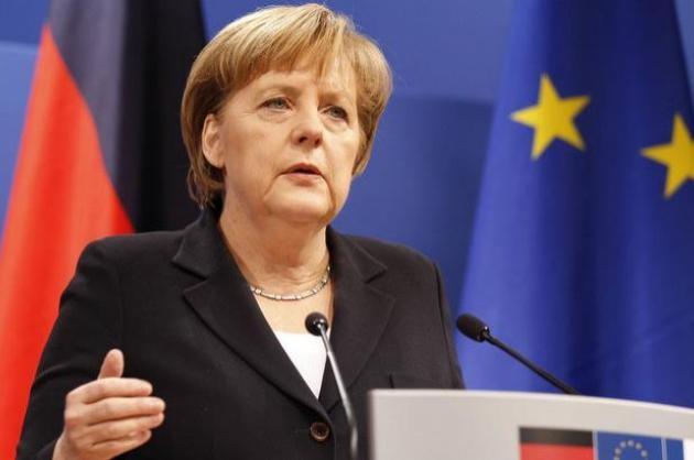 Партия Ангелы Меркель победила навыборах вбундестаг