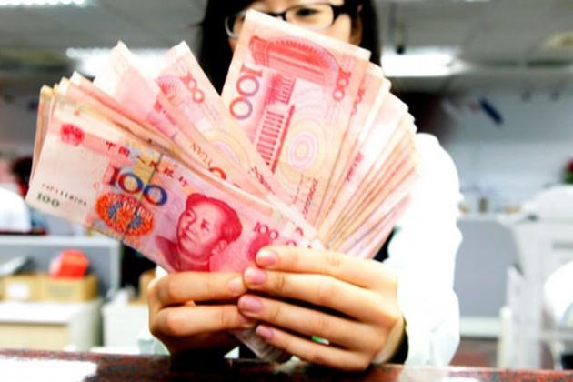 Россия и Китай увеличили взаиморасчеты в юанях в 9 раз