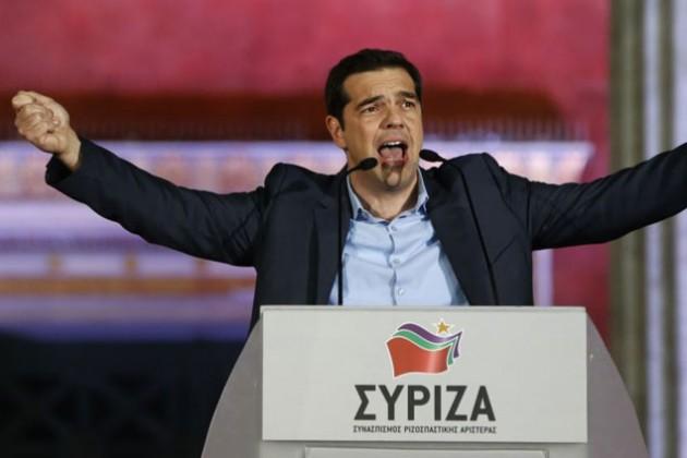 На выборах в Греции вновь победила СИРИЗА