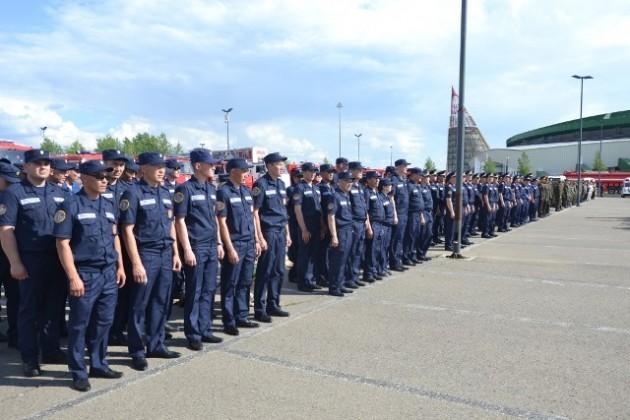 300спасателей прибыли для обеспечения безопасности ЭКСПО