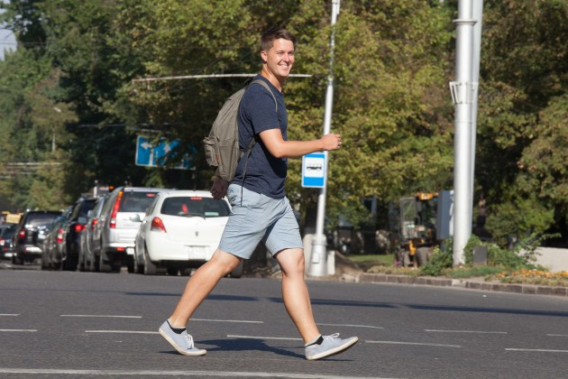 Основатель сервиса Walking Almaty отом, что интересно туристам