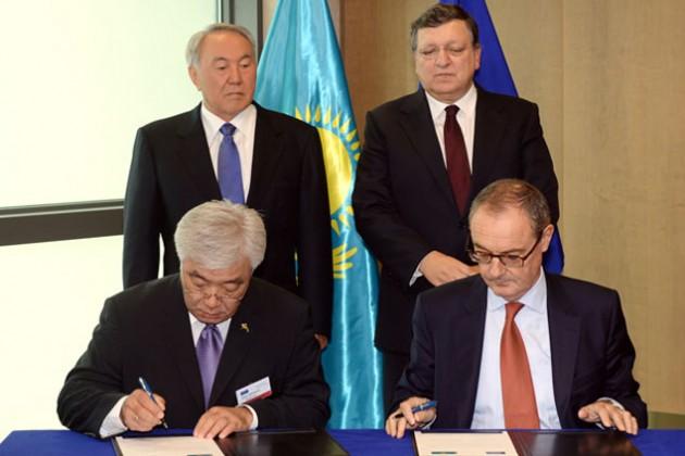 Казахстан и ЕС готовят новое соглашение о партнерстве