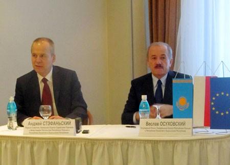 Итоги экономического сотрудничества Казахстана и Польши